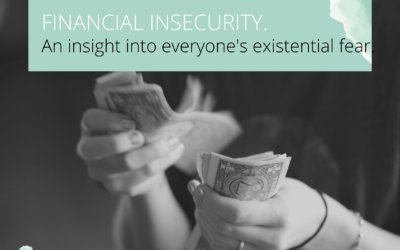Fear of Financial Insecurity