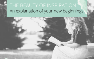 The beauty of inspiration.